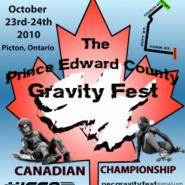 Prince Edward Gravity Fest 2010